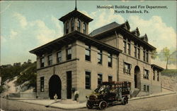 Municipal Building and Fire Department