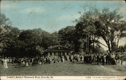 Jenkin's Band at Ellsworth Park