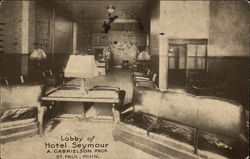 Hobby of Hotel Seymour - A. Gabrielson Property