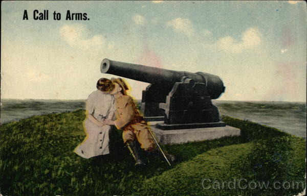 A Call to Arms Couples