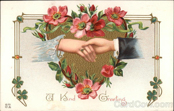 A Kind Greeting Hands