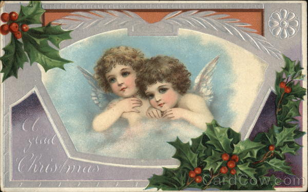 A Glad Christmas Angels