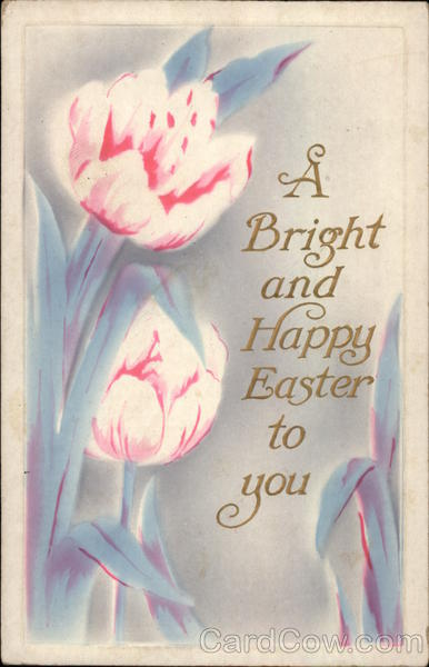 A Bright and Happy Easter to You Flowers