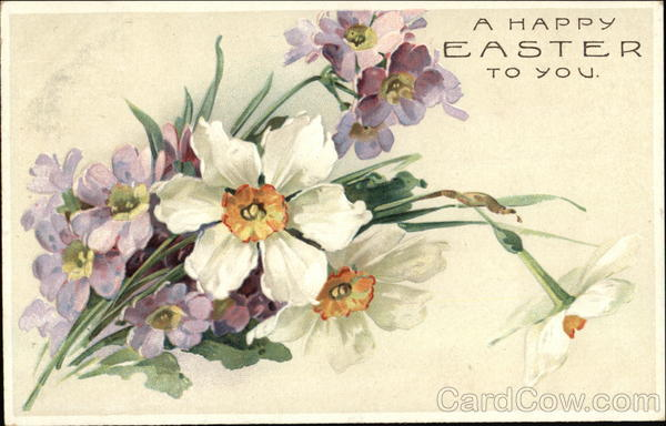 A Happy Easter to You Flowers