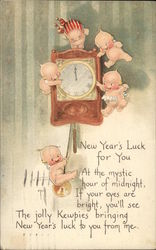New Year's Luck for You Kewpies