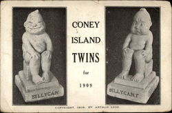 Coney Island Twins for 1909