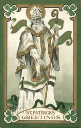 Erin Go Bragh, St. Patrick's Greetings