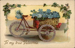 To My True Valentine - Tricycle