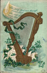 The Harp that Once Through Taras Hall The Soul of Music Shed