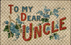 To My Dear Uncle