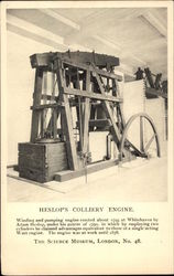 Heslop's Colliery Engine