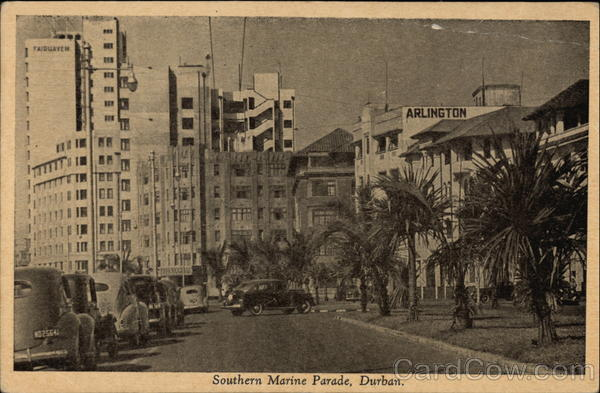Southern Marine Parade Durban South Africa