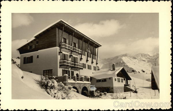 Ski Lodge - French Alps France