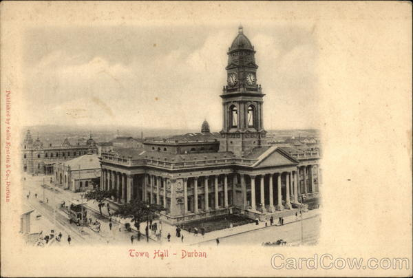 Town Hall Durban South Africa