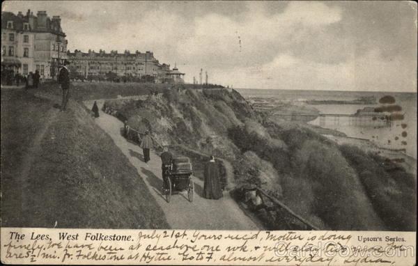 The Lees West Folkestone England