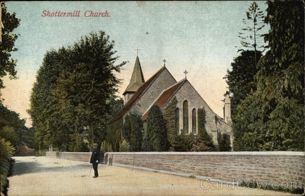 Shottermill Church England Sussex