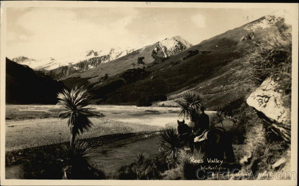 Rees Valley Wakatipu New Zealand