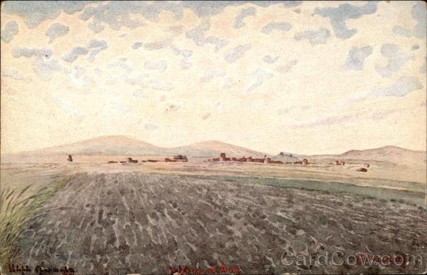 Mountain View - Probably Turkey or Armenia