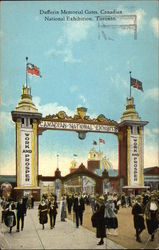 Canadian National Exhibition - Dufferin Memorial Gates