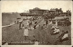 Clarence Pier & Beach