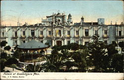 View of Palace Postcard