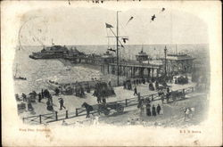 View of West Pier & Promenade