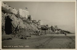 South Cliff & Sands