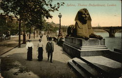 The Sphinx, Thames Embankment
