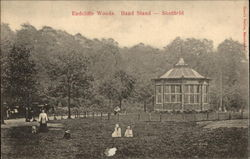 Endcliffe Woods - Band Stand