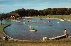 Eirias Park - Boating Lake