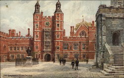Eton College - The Quadrangle