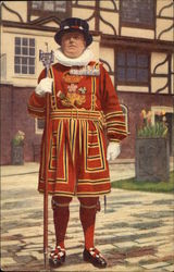 Chief Warder, Tower of London