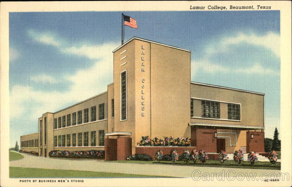 Lamar College Beaumont Texas