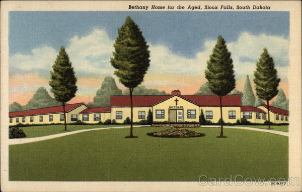 Bethany Home for the AGed Sioux Falls South Dakota