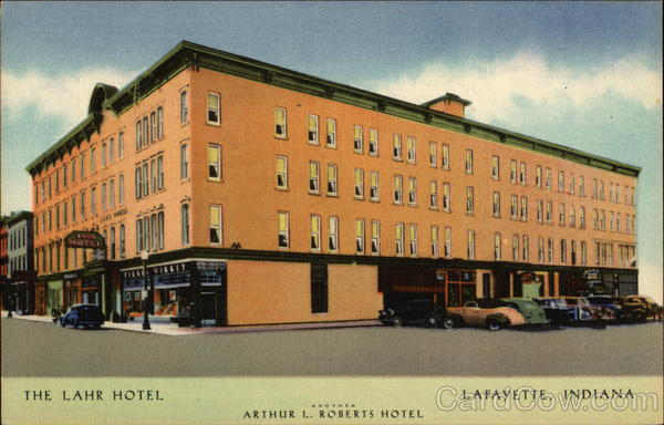 The Lahr Hotel Lafayette In