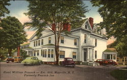 Hotel William Peacock - Est. 1810 - formerly Peacock Inn