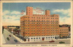 Ed. Patterson Hotel