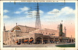 Shrine Mosque and Fox Theatre