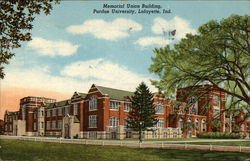 Memorial Union Building - Purdue University