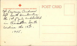 U. S. Army Hospital Ship Louis A. Milne