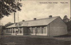 Gymnasium, Ripon College Postcard