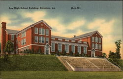 Lee High School Building