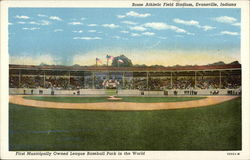 Bosse Athletic Field Stadium