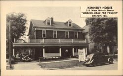 "Kennedy House - ""Modern Home for Tourist"" - 211 West Morris Street"