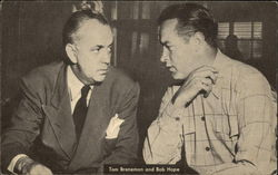 Tom Breneman and Bob Hope