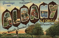 Greetings from Albany Georgia
