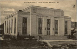Harrison Coutny Court House