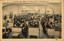 Cafeteria and Webb's 400 Employees