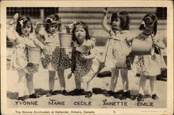 The Dionne Quintuplets at Callander