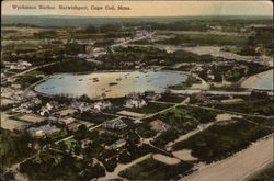 Wychmere Harbor at Cape Cod